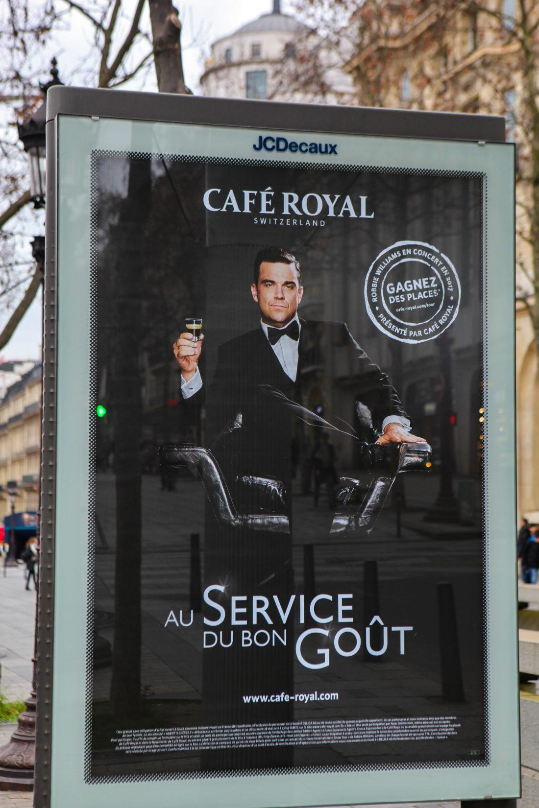 Hors-Concept_Café Royal_Champs-Elysées