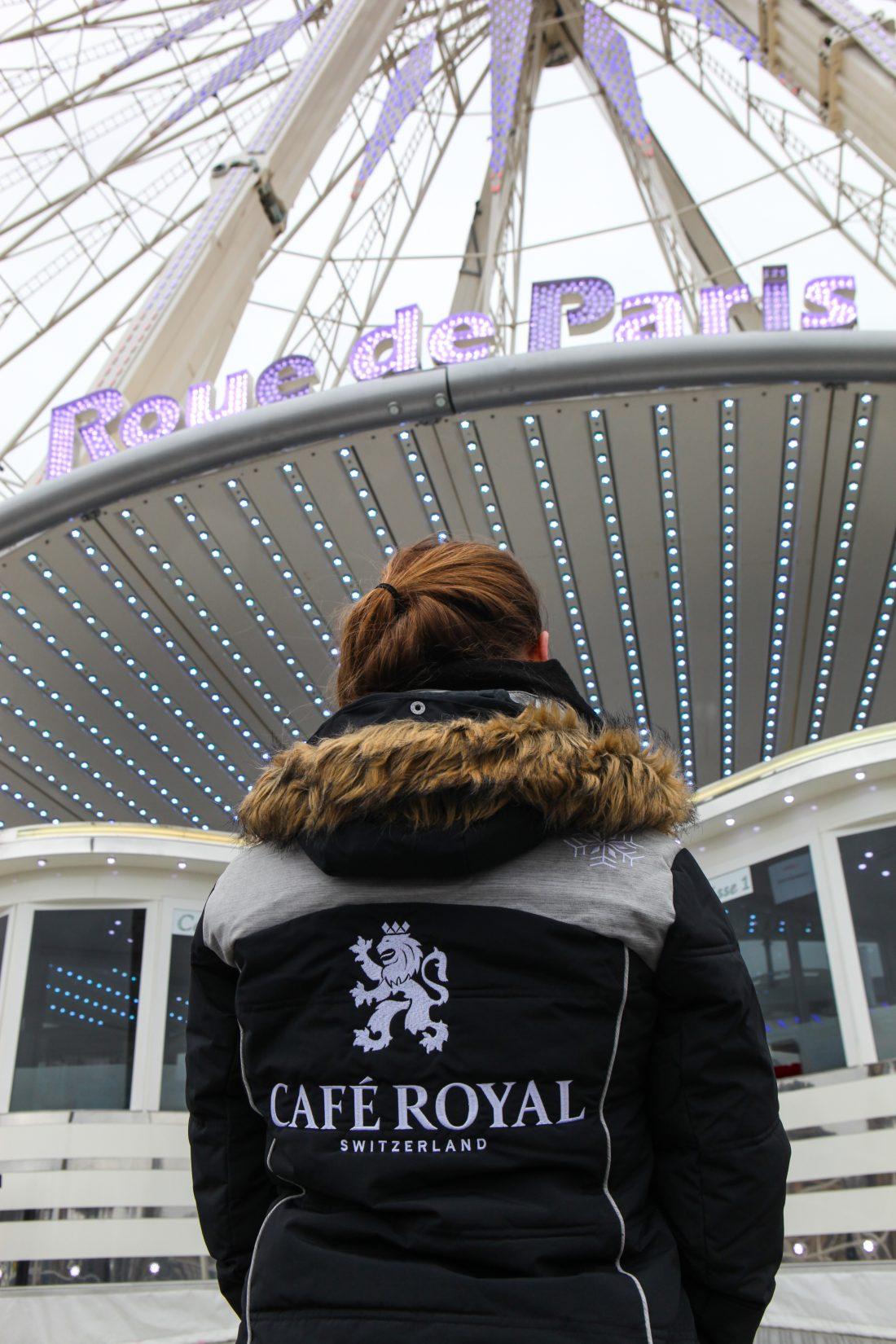 Hors-Concept Café Royal Champs-Elysées