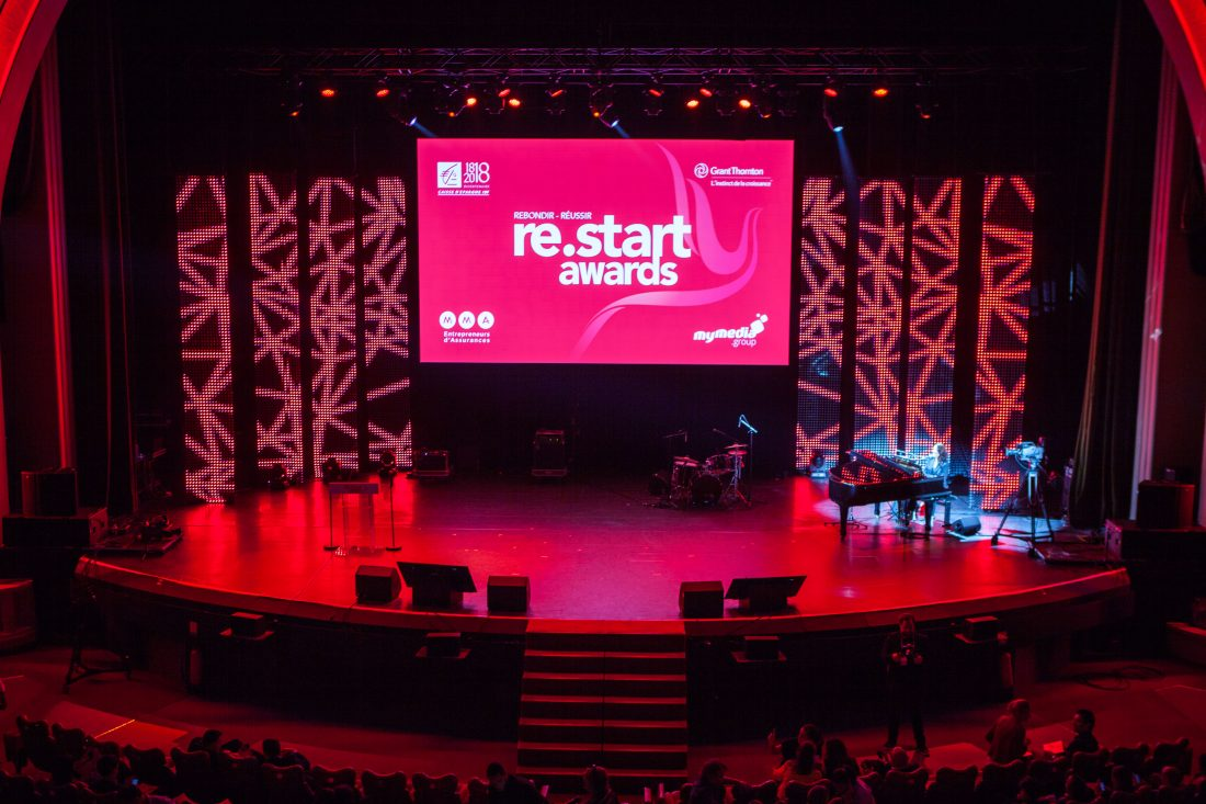 Re.Start Awards au Grand Rex
